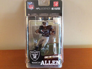McFarlane Marcus Allen NFL Legends Series 6