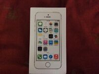iPhone 5s for sale £180 unlocked to any network