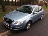 2006 Volkswagen Passat 1.9 TDI-full history-2 owners-immaculate car-great economy