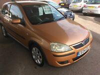 2004 Vauxhall Corsa 1.2 SXI-81,000-November 16 mot-ideal first car-great value