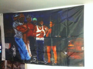 All eyez on me 2pac tupac shakur Flag 90x150cm