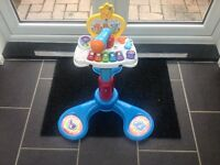 Activity music stand for 1yr +