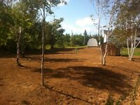 Excavating and Landscaping