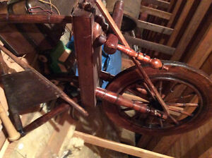 Spinning wheel- JUST REDUCED