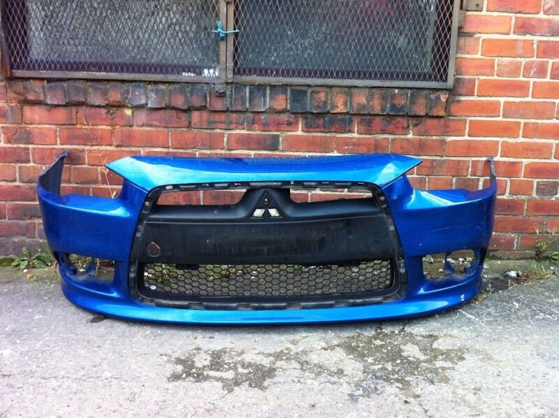 Mitsubishi Lancer 2010 2011 2012 genuine front bumper for sale