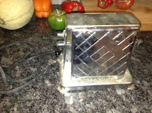 Antique metal toaster for sale