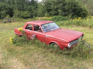 Antique Plymouth Valiant for sale