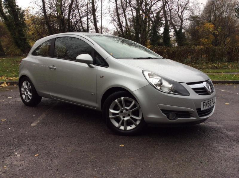 Vauxhall Corsa 1.3CDTi 16v ( 90ps ) 2008MY SXi £30 Tax Cheap Car New Mot