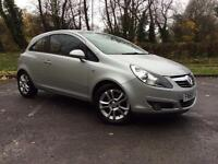 Vauxhall Corsa 1.3CDTi 16v ( 90ps ) 2008MY SXi £30 Tax Cheap Car New Mot