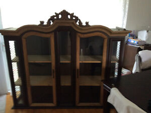 Buffet antique 40.00$