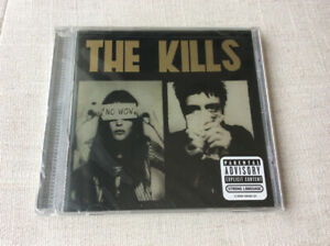 """The Kills """"No Wow"""" cd (2005) - new / factory sealed - only $5"""