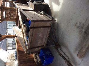 Dirt bike/utility trailer