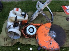 STIHL TS350 SUPER DISC CUTTER FOR SPARES