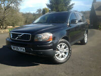 Volvo XC90 3.2 AWD Geartronic SE, VERY RARE 3.2 PETROL V6 WITH FULL VOLVO S/H