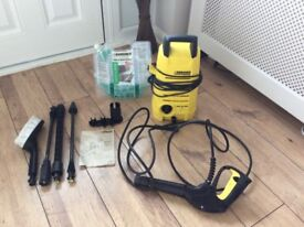 Karcher K2.15 deluxe compact washer