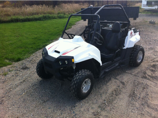 Used 2014 Pitster Pro 150 c