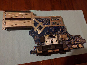 """Late 2007 20"""" C2D iMac FULLY WORKING motherboard assembly"""