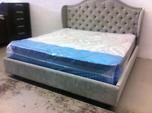 Brand new-Modern Queen bed frame$499/King $699-(free delivery)