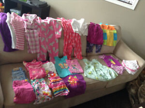 Lot of girl clothes- 24M-2T