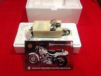 Franklin Mint 1971 Harley Davidson Super Glide