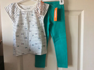 NWT - Gymboree Matching Outfit (3T) **sold ppu**