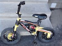 Boys Tonka bike