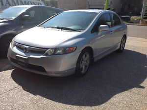 2007 HONDA CIVIC SISLEY
