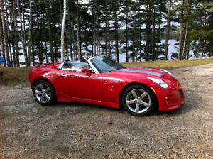 2008 Pontiac Solstice Body kit Convertible
