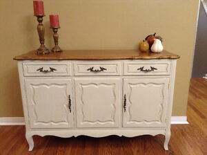 Malcolm French Provincial Sideboard/Buffet b4andafter