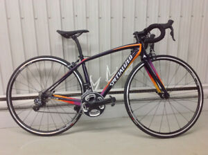 Specialized -AMIRA S-WORKS, Di2 2017 full carbon neuf pour femme