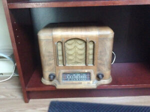 Radio antique westinghouse 1939