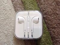 Genuine Apple iPhone 6S 6 6+ 5S 5C EarPods Headphone Earphone Handsfree With Mic