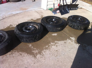 Tires my mistake ...your gain !