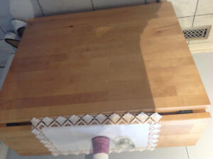 Space saver table for sale
