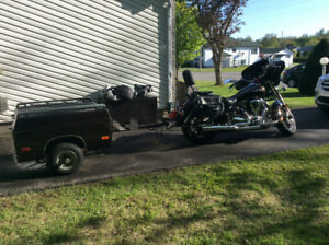 2003 Yamaha  Roadstar with trailer