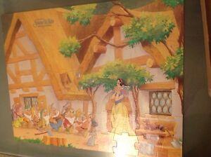 Casse-tête Walt Disney Blanche Neige et les septs nains Saguenay Saguenay-Lac-Saint-Jean image 9