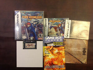 Fire Emblem GBA Complete Mint Peterborough Peterborough Area image 1