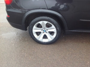 BMW x5 tires and original style rims