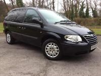 Chrysler Voyager 2.4 SE Plus Long Mot 7 seater CAT C PART X TO CLEAR