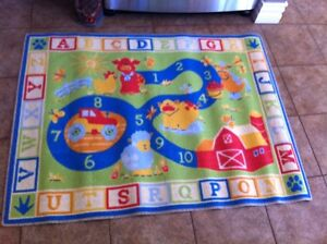 SELLING 3 PLAY CARPETS FOR KIDS. GOOD CONDITION.
