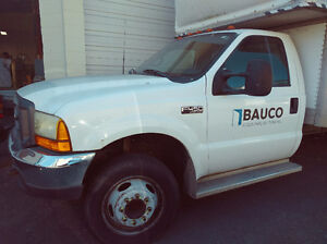 2000 Ford F-450 Moving Truck