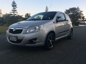 From $28 per week 2008 Holden Barina Hatchback petrol auto Southport Gold Coast City Preview