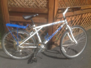 1991 GT ALL TERRA TIMBERLINE MOUNTAIN BIKE-21 SPEED 24 inch Tire