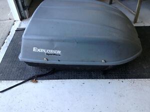 Explorer Sportrack carrier