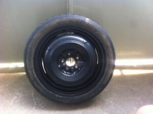 DONUT SPACE SAVER SPARE TIRE