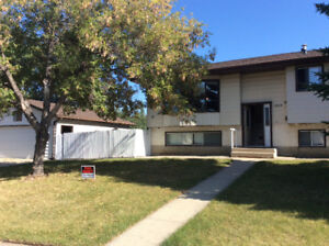 MILLWOODS BI-LEVEL WITH IN-LAW SUITE FOR RENT