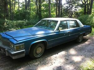 Cadillac DeVille parting out