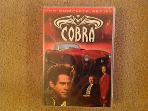 Cobra Complete  Action Series