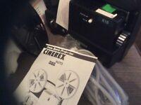Cinerex projector