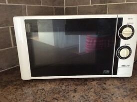Bro line microwave.